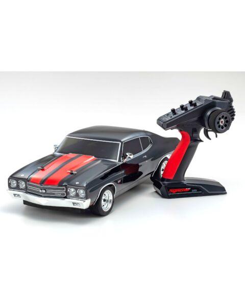 Kyosho 1/10 Fazer Mk2 Chevelle Tuxedo Black/Red