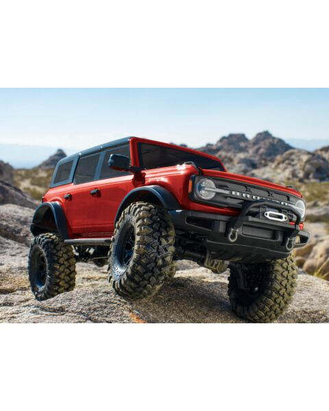 Traxxas TRX4 Scale & Trail 2021 Ford Bronco 1/10 Crawler