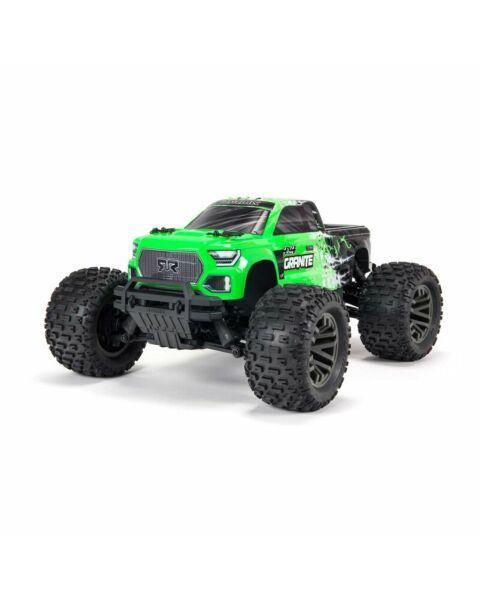 ARRMA 1/10 GRANITE 4X4 V3 3S BLX Brushless Monster Truck RTR Green