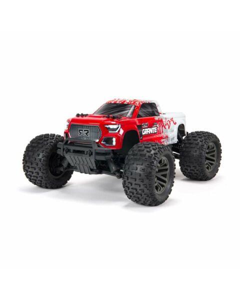 ARRMA 1/10 GRANITE 4X4 V3 3S BLX Brushless Monster Truck RTR Red