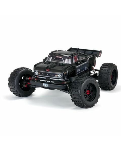 Arrma 1/5 OUTCAST 4WD EXtreme Bash Roller Stunt Truck Black