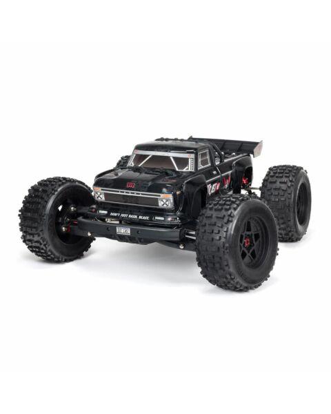 ARRMA RTR 1/8 OUTCAST 6S BLX 4WD EXtreme Bash Stunt Truck Black