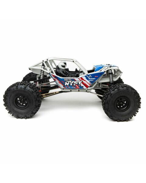 Axial 1/10 RBX10 Ryft 4WD Rock Bouncer Kit Gray Chassis