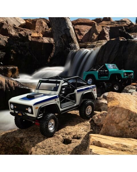 Axial 1/10 SCX10III Early Ford Bronco 4WD RTR