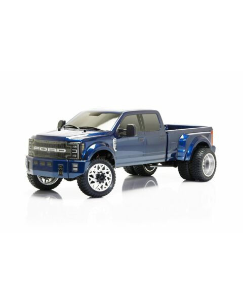 Cen Ford F-450 1/10 4WD Solid Axle RTR Truck Blue
