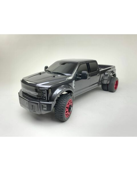 Cen Ford F-450 1/10 4WD Solid Axle RTR Truck Grey