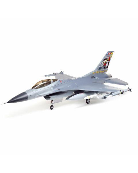 E-flite F-16 Falcon 80mm EDF Jet Smart BNF Basic w/ SAFE Select 1000mm