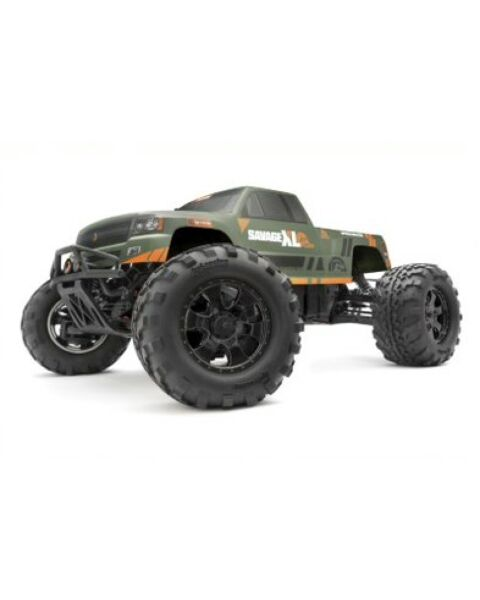 Hpi SAVAGE XL Flux GTXL-1 Monster Truck RTR 1/8 Scale 4WD Brushless