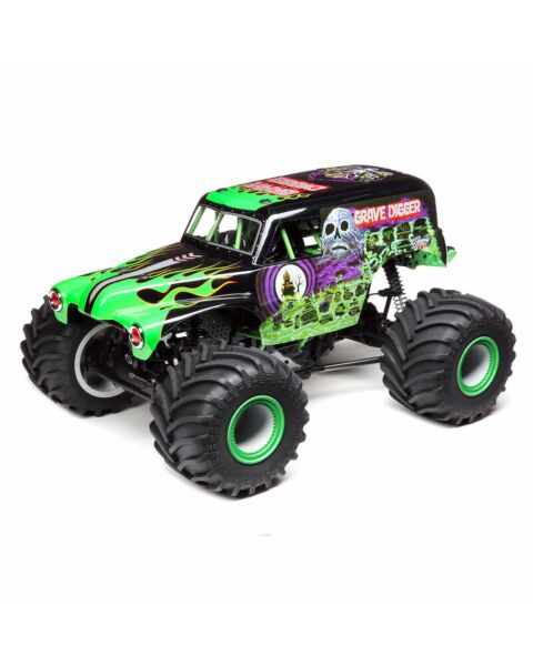 Losi LMT 4WD Solid Axle Monster Truck RTR Grave Digger