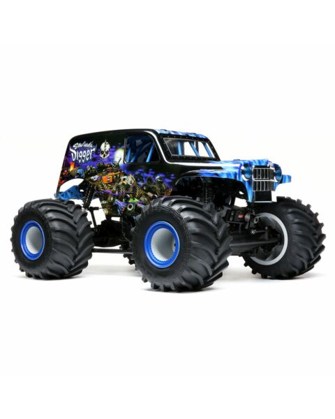 Losi LMT 4WD Solid Axle Monster Truck RTR Son-Uva Digger