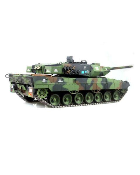 Heng Long RC Tank Metal Pro Version 1/16 2.4G German Leopard 2A6 Metal Gear & Tracks