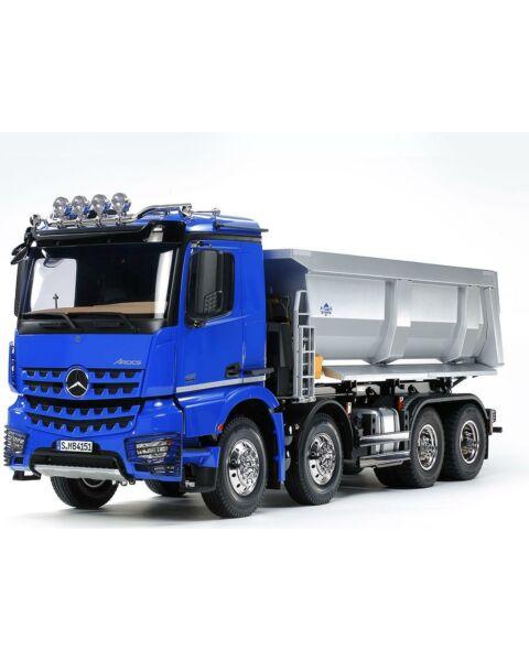 Tamiya 1/14 Mercedes-Benz Arocs 4151 8x4 Tipper Truck