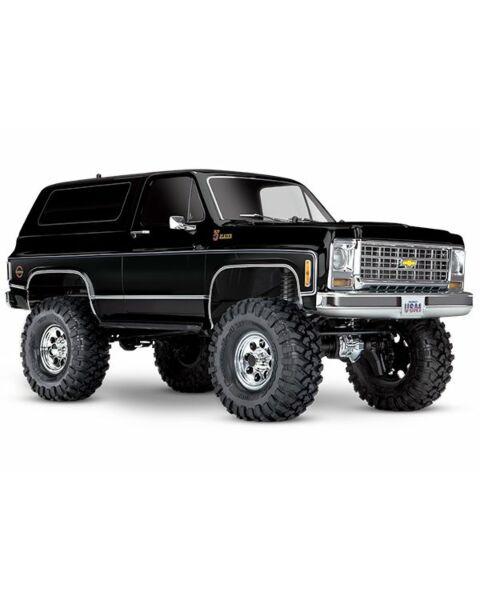 Traxxas TRX4 Scale Crawler K5 Blazer Black