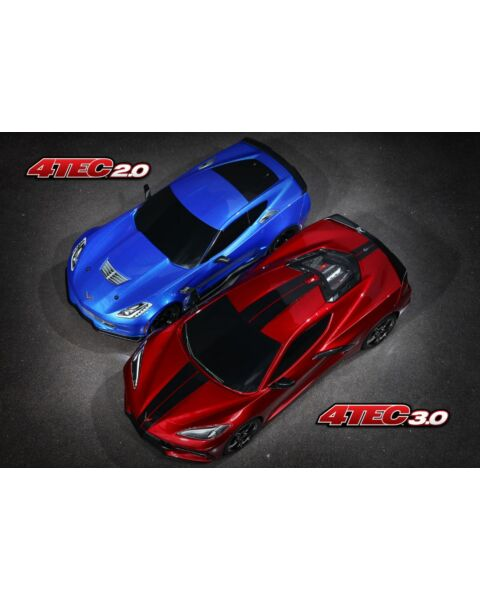 Traxxas Chevrolet Corvette Stingray 1/10 AWD Supercar 4Tec3.0