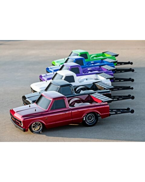 Traxxas 1967 Chevrolet C10 Drag Slash RTR